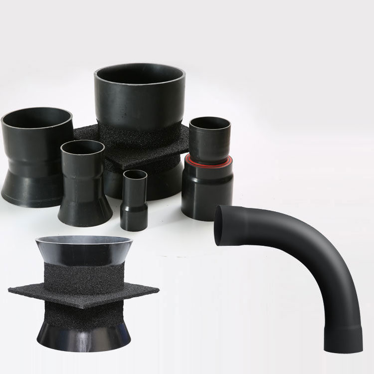PVC Duct Accessories
